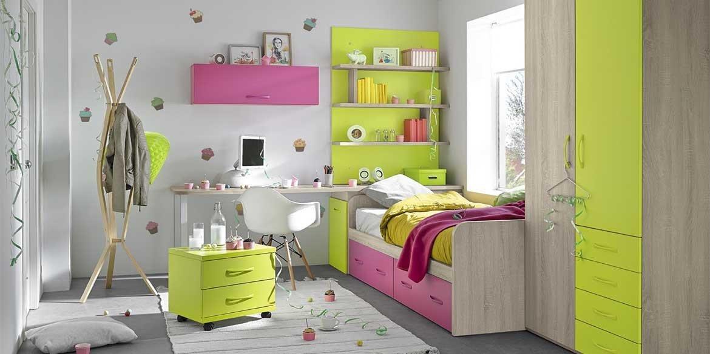 Un dormitorio infantil perfecto para el invierno