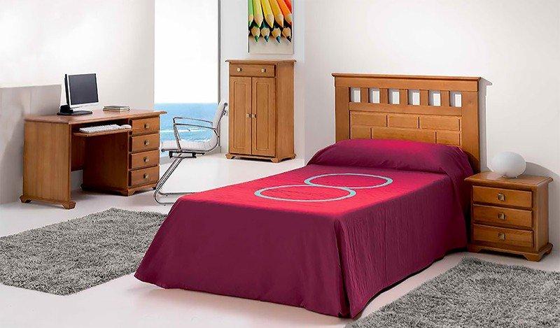 Dormitorio Juvenil Maya 08 Ibañez