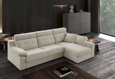 Sofá cama Triana Chaise, de Mopal