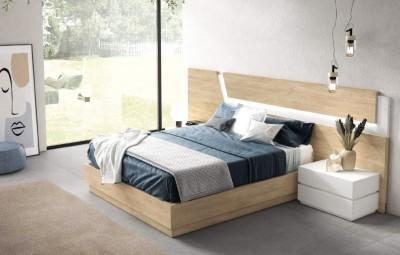 Dormitorio Milán N02, de Aparicio Donoso