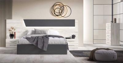 Dormitorio Milán N03, de Aparicio Donoso