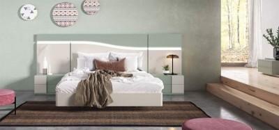 Dormitorio Milán N04, de Aparicio Donoso