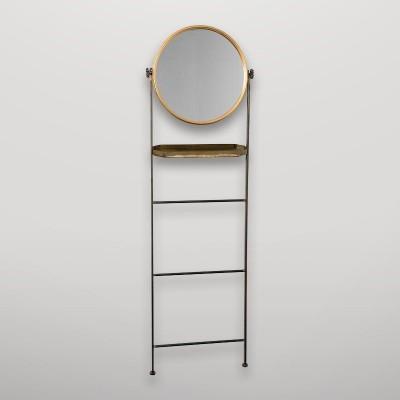 Espejo estantería Gajisa