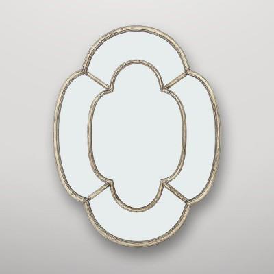 Espejo pared forma geométrica Gajisa