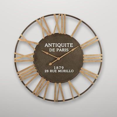 Reloj de pared redondo vitage Gajisa