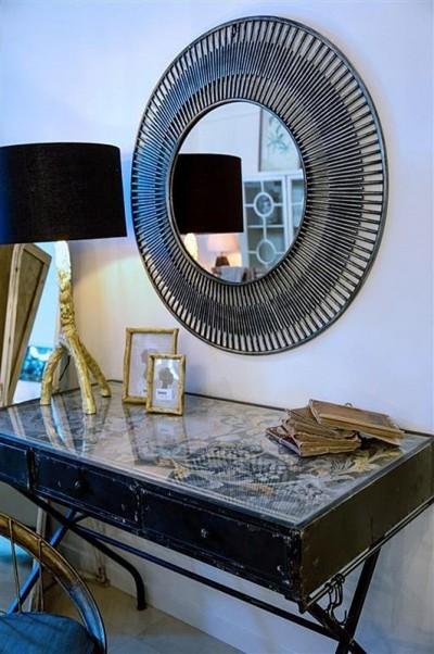 Espejo circular Gajisa