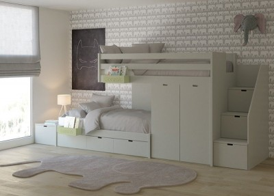 Dormitorio Juvenil MUBA Bespoke nº8