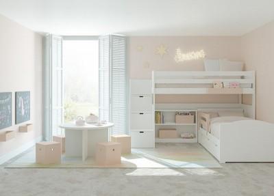 Dormitorio Juvenil MUBA Bespoke nº5