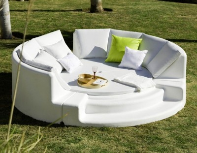 Chill out Circular Opal de Lamalva