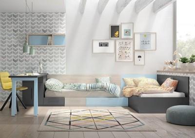 Dormitorio Juvenil Antaix C20
