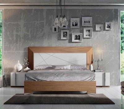 Marco dormitorio matrimonio Vanessa Fenicia
