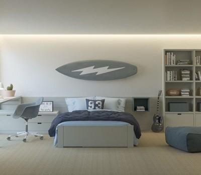 Dormitorio Juvenil MUBA Bespoke nº12