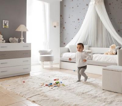 Dormitorio bebé Carrasco