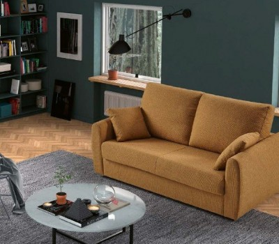Sofá cama Rene, de Mopal