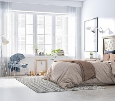 Dormitorio Luna 2 de MUBAN