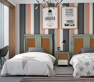 Dormitorio Luna 22 de MUBAN
