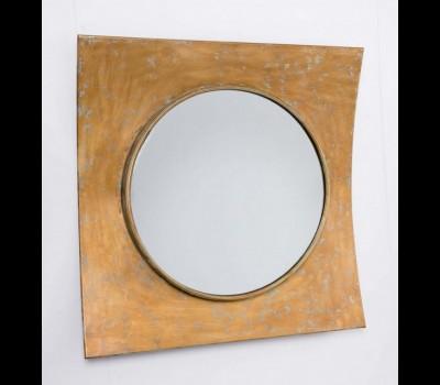 Espejo de pared 80x80cms Gajisa