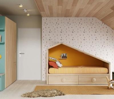 Composición Cottage 2 de Lagrama