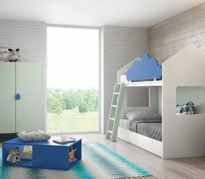 Dormitorio Juvenil Antaix L47
