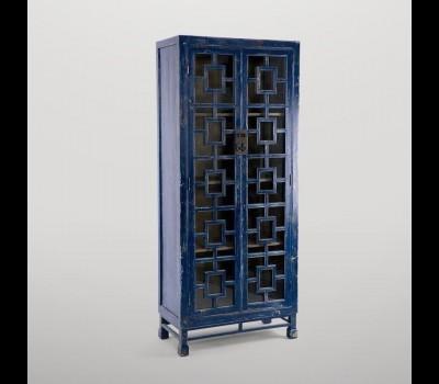 Vitrina azul Gajisa
